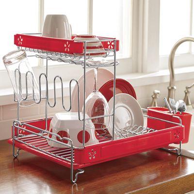 Double Decker Dish Rack