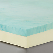 sleep connection 8  composite gel foam mattress by montgomery ward
