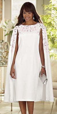 Marielle Cape Dress