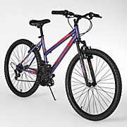 26  gloss grape mountain bike by huffy