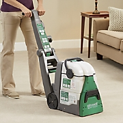 Commercial Carpet Extractor and Accessories by Bissell