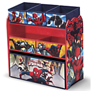 multi bin toy organizer by delta