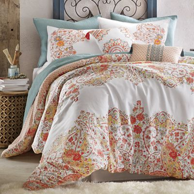 Sabine Comforter Set and Decorative Pillows by Jessica Simpson<sup class='mark'>&reg;</sup>