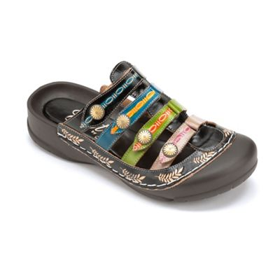 Heidi Mule by Corkys Footwear