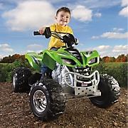 Ride-On Power Wheels KFX 4-Wheeler by Mattel