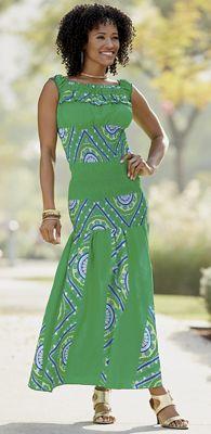 Nyarai Dress