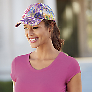 goldtone multicolored hat by alabama girl