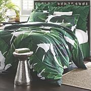 Paraiso Comforter Set and Euro Sham Pair