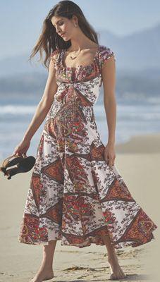 Gracie Full Skirt Dress