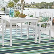 Daytona Table and Set of 2 Armchairs