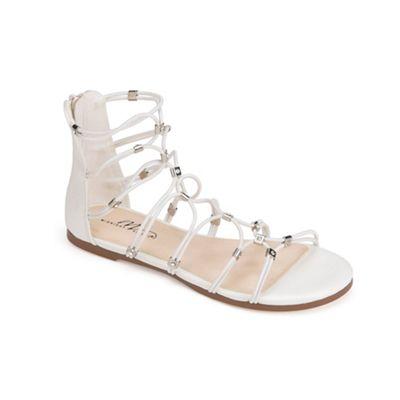 Stretch Sandal by Midnight Velvet