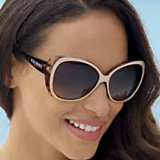 Oversized Cat-Eye Sunglasses by Steve Madden