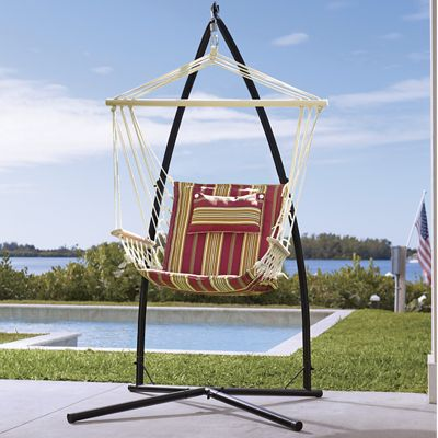 Hanging Hammock Chair Stand Base