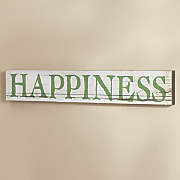 Happiness Wall Decor