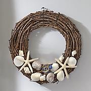 coastal vine wreath