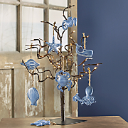 Set of 9 Coastal Ornaments