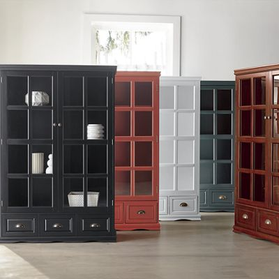 Tool-Free Saunders Cabinet