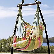 flower bird hammock chair