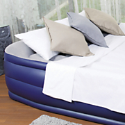 night right raised air bed by bestway
