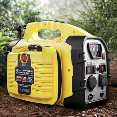 8-In-1 Personal Power Source by Rally