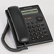 corded desktop phone by panasonic