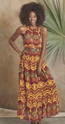 Fiona Maxi Dress