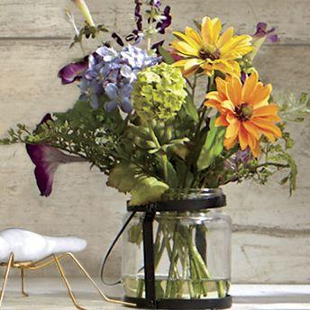 Garden Bouquet in Vase