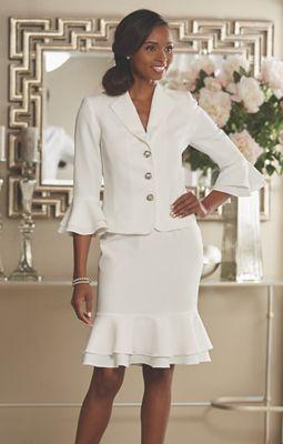 Jules Skirt Suit