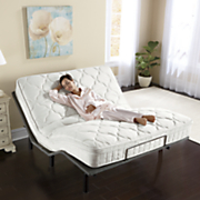 adjustable electric queen bed base