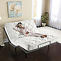 Adjustable Electric Full-Bed Base