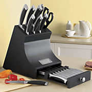 Cutlery Kitchen Knives Sets Farberware Knives Amp Seventh