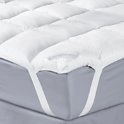 "Sleep Connection® Basics 3"" Fiber Topper by Montgomery Ward®"