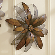 wall flower sculpture 33