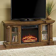 2-Door Entertainment Fireplace