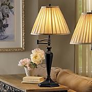 Swival Arm Table Lamp
