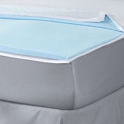 Sleep Connection Incline Foam Mattress Topper By