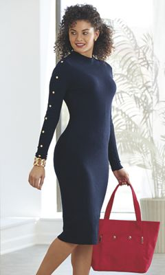 Nika Sweater Dress
