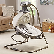 Duet Oasis Swing with Soothe Surround by Graco