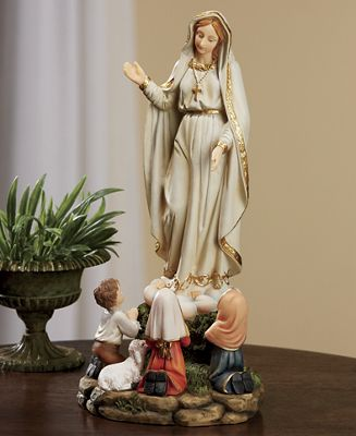 Preaching Mother Mary Figurine