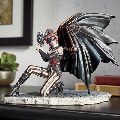 The Assassin Figurine by Anne Stokes