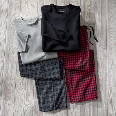 Men's 4-Piece Samuel Pajama Set