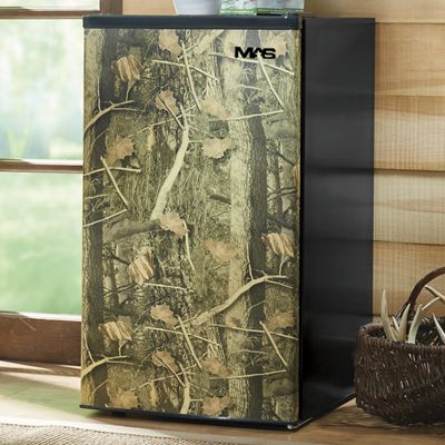 Deluxe Camo Mini Fridge