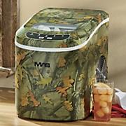 Deluxe Camo Portable Icemaker