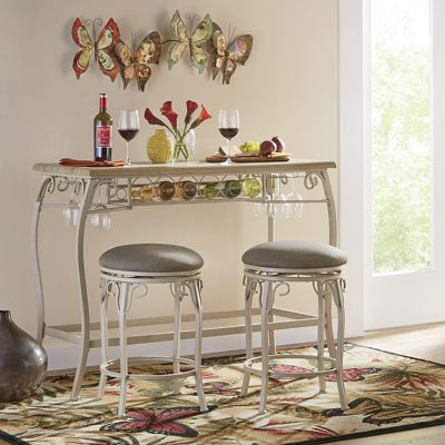 3-Piece Irmeda Counter Bar and Stools Set
