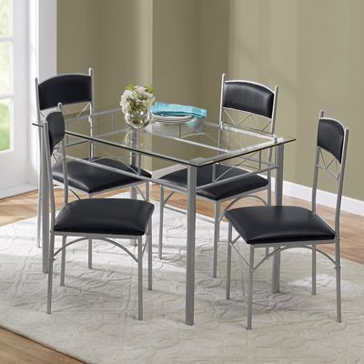 5-Piece Funky Dining Set