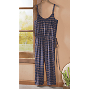 crossing the line jumpsuit