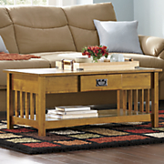 mission critical coffee table