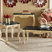 Victoria Coffee Table, Console and Side Table
