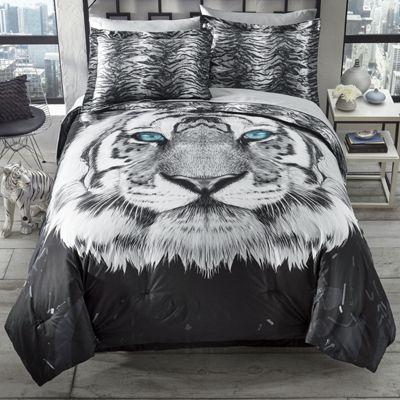 Dream Spirit Comforter Set and Shower Curtain