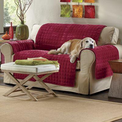 Velvet Furniture Protector
